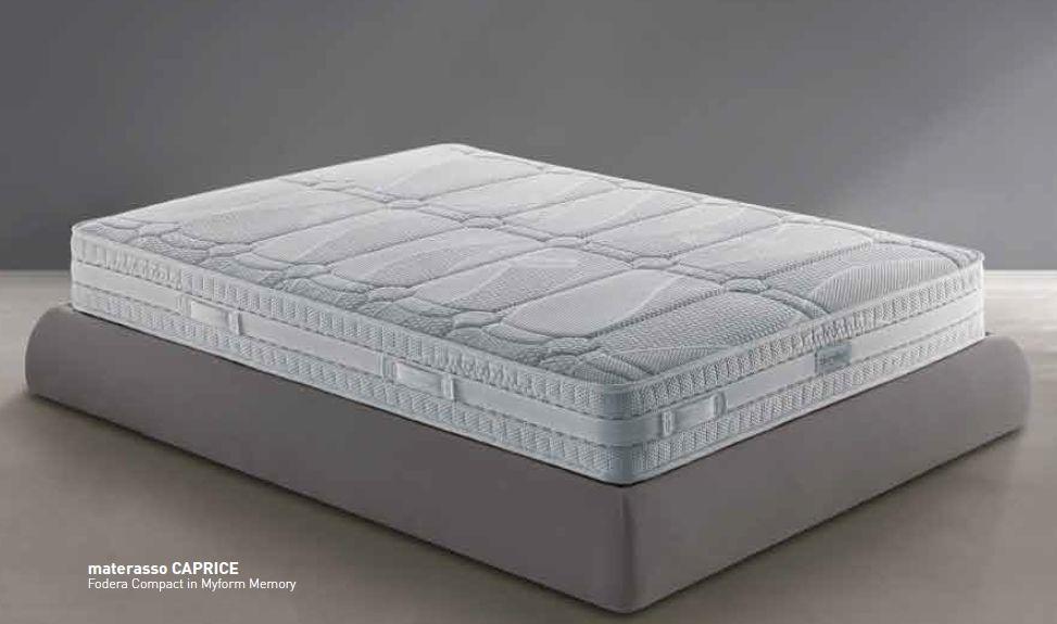 Materasso Caprice Dorelan Matrimoniale Molle Insacchettate 160 x 190 195 200
