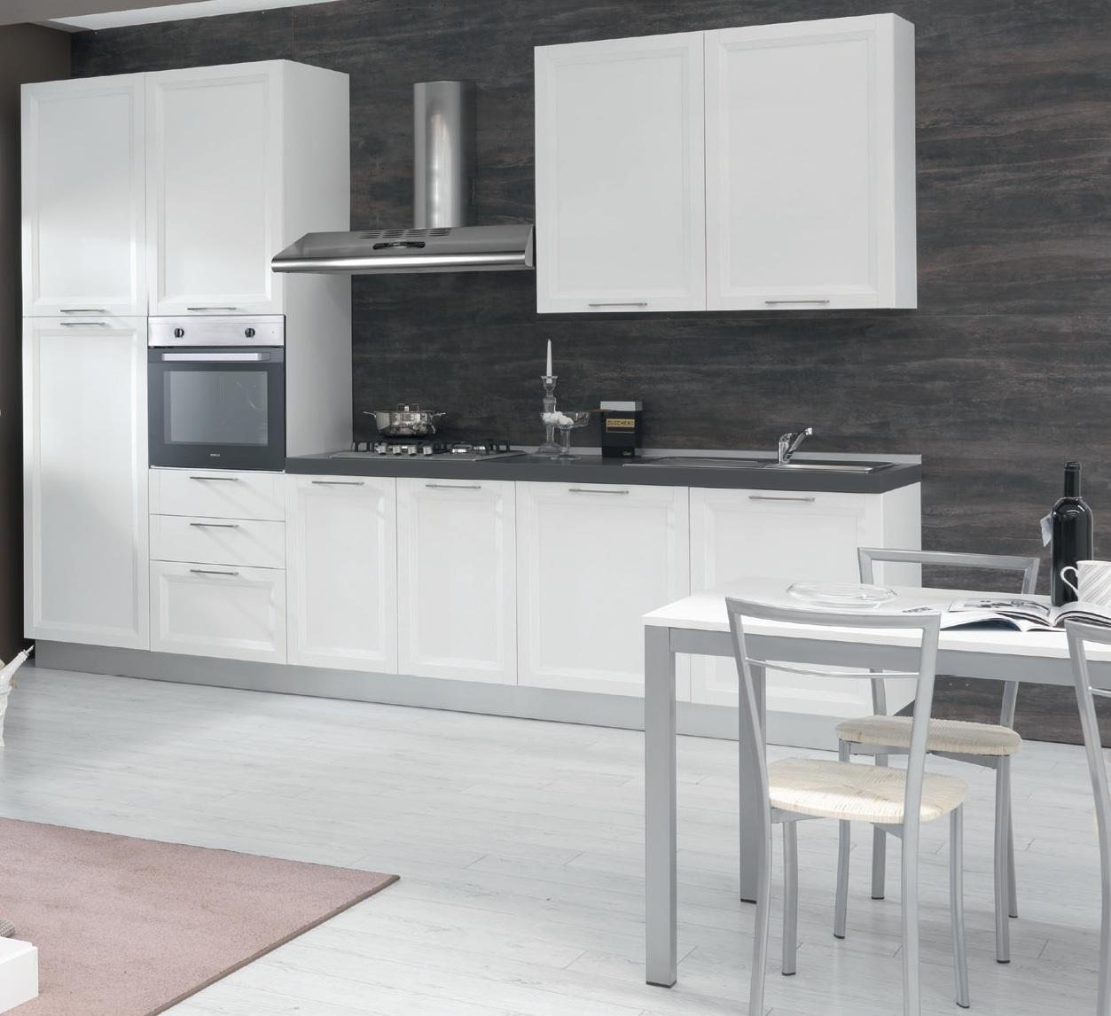 Cucina Trix 330/C Y528S Completa di Elettrodomestici L.330  eBay
