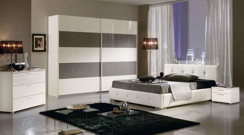 Letto Matrimoniale Misura Standard ~ Idee creative del moderno design casa