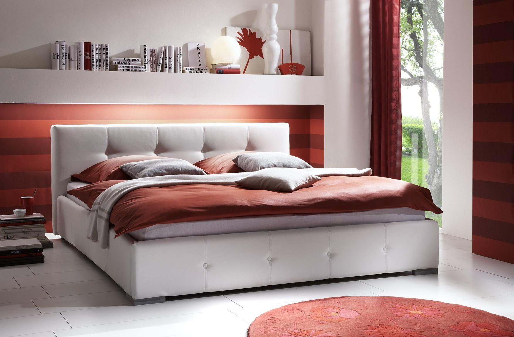 Letto matrimoniale con contenitore modello pia new anche - Dove comprare un letto matrimoniale ...